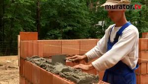 Murowanie ścian z ceramiki krok po kroku