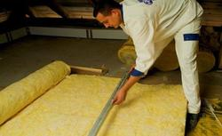 Ocieplenie stropu drewnianego i betonowego na poddaszu nieużytkowym