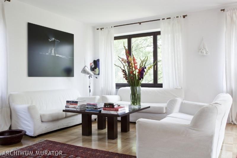 Galeria zdj jaki kolor cian wybra aby aran acja for Kolory scian w salonie