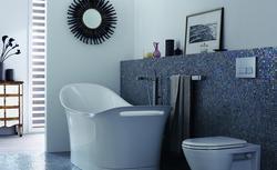 Wanna w łazience to nie przeżytek! Rodzaje wanien, nowe modele, materiały, usytuowanie w łazience