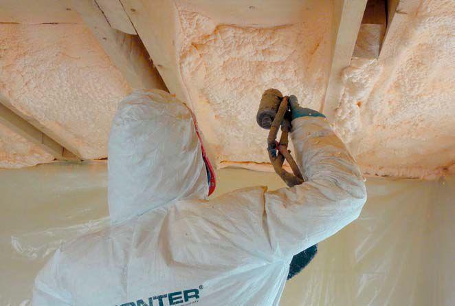 Ocieplenie domu - materiały