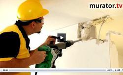 WIDEO: Jak profesjonalnie zburzyć ścianę działową