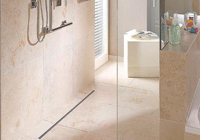 Brodzik podłogowy w nowoczesnej łazience. Jak zamontować syfon brodzikowy?