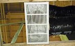 System ogrzewania nadmuchowego w domach murowanych i szkieletowych