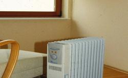 Grzejniki elektryczne: sposób na szybkie ciepło
