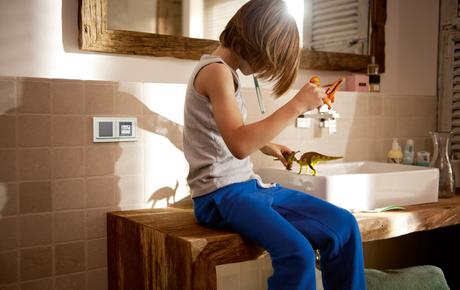 Słuchaj muzyki i wiadomości nawet w łazience!