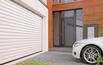 Zestawienia bram garażowych i drzwi wejściowych