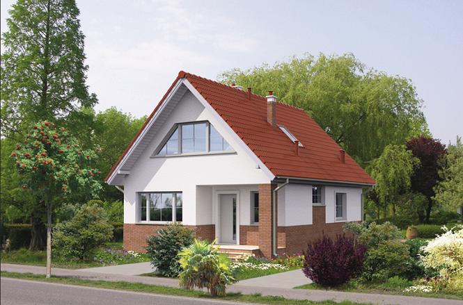 Projekt domu Gładki