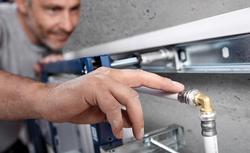 Rury wielowarstwowe Geberit Volex. Jeden system dla ciepłej i zimnej wody oraz ogrzewania grzejnikowego i podłogowego