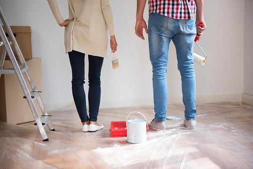 15 porad, jak zrobić tani remont domu bez wynajmowania majstra