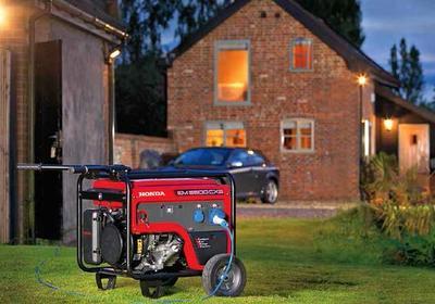Wybieramy agregat prądotwórczy do domu: generator prądu - zasilanie awaryjne w domu