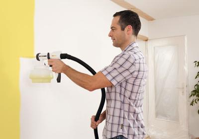 Malowanie natryskowe - pistolety do malowania przegląd