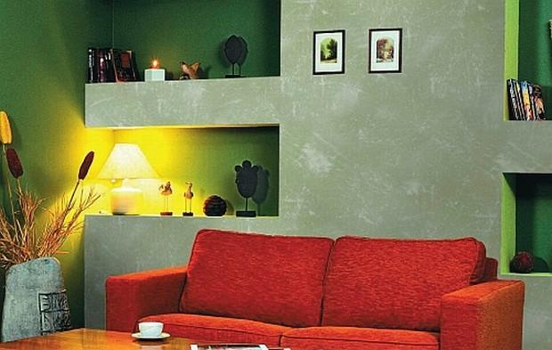 Ściany z fantazją
